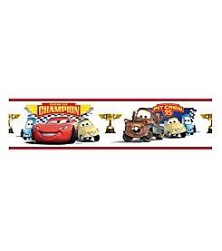 RoomMates Disney® Cars Piston Cup Champion P&S Border Decal