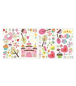 RoomMates Happi Cupcake Land Peel & Stick Wall Decals
