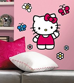 RoomMates Hello Kitty™ The World of Hello Kitty P&S Giant Wall Decals