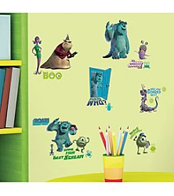 RoomMates Disney® Monsters Inc Peel & Stick Wall Decals
