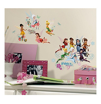 RoomMates Disney® Fairies Secret of the Wings P & S Wall