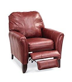 Comfort Trends Kranston Burgundy Hi-Leg Recliner