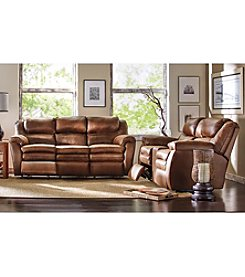 Lane Hendrix Double Reclining Living Room Collection
