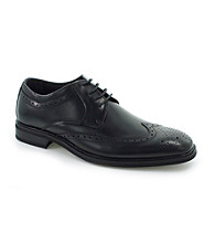 "Robert Wayne Men's ""Adrian"" Wing-tip Oxfords"
