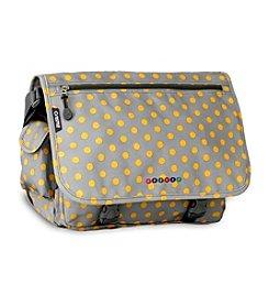 J World® Candy Buttons Terry Messenger Bag