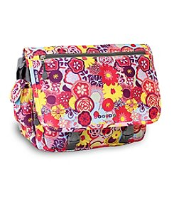 J World® Poppy Pansy Terry Messenger Bag