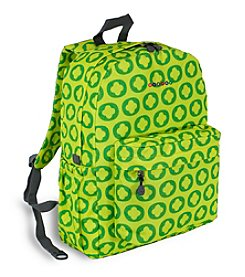 J World® Lime Logo Oz Laptop Backpack