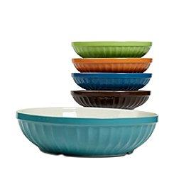 Gallery® Set of 5 Café Multi Pasta Bowls