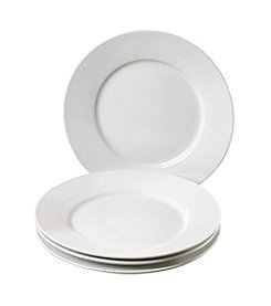 Denmark Set of 4 Round Salad Plates
