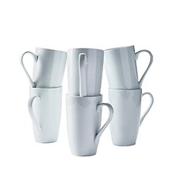 Denmark Set of 6 Latte Mugs