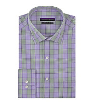 Geoffrey Beene® Men's Regular Fit Long Sleeve Dress Shirt
