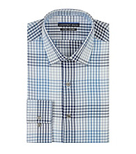 Geoffrey Beene® Men's Fitted Long Sleeve Dress Shirt