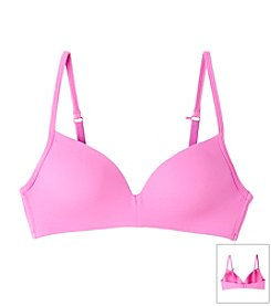 Maidenform® Girls' Magenta Soft Cup Bra
