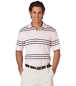 Chaps® Men's Big & Tall Cranwell Jersey Polo Shirt