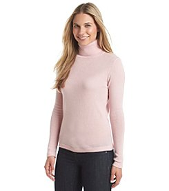 Olivia & Grace Cashmere Turtleneck