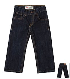 Levi's® 505™ Boys' 2T-4T Regular Fit Jeans - Midnight