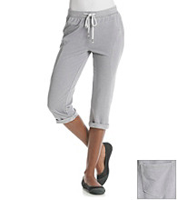 Halcyon Roll Cuff Crop Active Pants