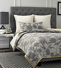 Vince Camuto® Berlin Abstract Flowers Coverlet