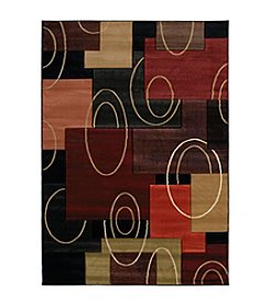 United Weavers Contours Cha Cha Accent Rug