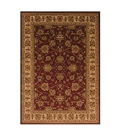 United Weavers Affinity Reza Red Rug