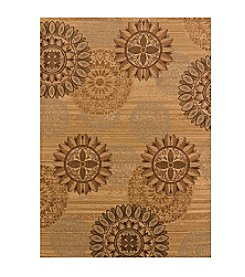 United Weavers Affinity Sundial Ivory Scatter Rug