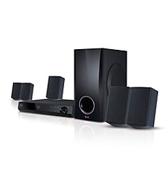 LG Electronics Smart 3D Blu-Ray Home Theater System