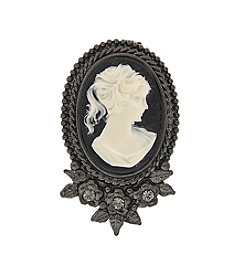 1928® Jewelry Heritage Cameo Pin