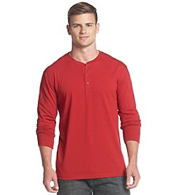 John Bartlett Consensus Men's Solid Jersey Henley