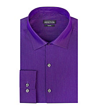 Kenneth Cole REACTION® Men's Slim Fit Long Sleeve Dress Shirt