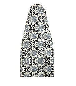 Laura Ashley® Black Floral Ironing Board Cover