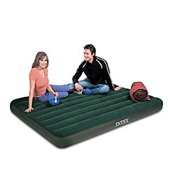 Intex Queen Waterproof Air Mattress with Pump