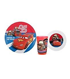 Zak Designs® Disney™ Cars 3-pc. Dinnerware Set