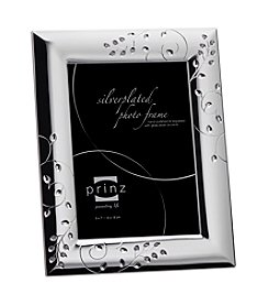 Prinz® Whitley Glass Jewel Accented Leaf Frame