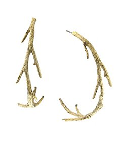 T.R.U™ Large Tree Branch Earrings
