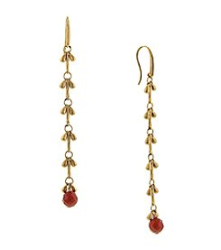 T.R.U™ Droplets Linear Earrings