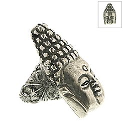 T.R.U™ Vintage Buddha Head Ring