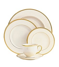 Lenox® Tuxedo Gold China Collection