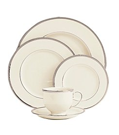 Lenox® Tuxedo Platinum China Collection