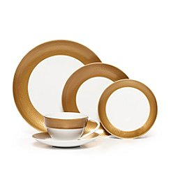 Mikasa® Hammersmith Gold China Collection