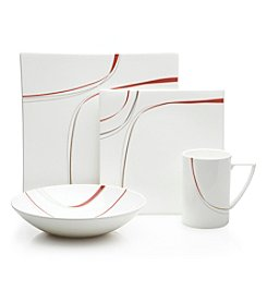 Mikasa® Modernist Red China Collection