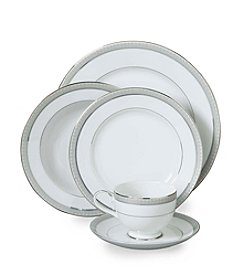 Mikasa® Platinum Crown China Collection