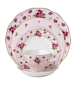 Royal Albert® New Country Roses Pink Vintage China Collection