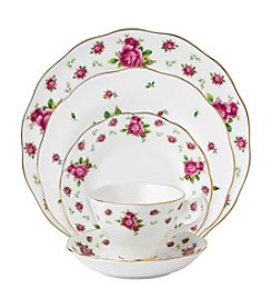 Royal Albert® New Country Roses White Vintage China Collection