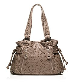 GAL Ostrich Washed Shopper