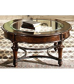 Liberty Kingston Plantation Round Cocktail Table