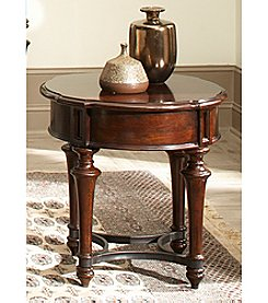 Liberty Kingston Plantation Round End Table