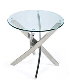 Magnussen® Zila Round End Table