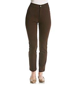 Gloria Vanderbilt® Whitney Ponte Legging