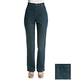 Gloria Vanderbilt® Amanda Classic Fit Barely Boot Jeans