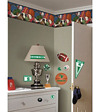 RoomMates Wall Decals Michigan State University Peel & Stick Wall Decals